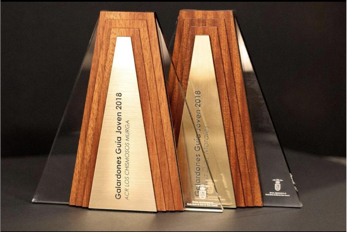 premios de reconocimiento