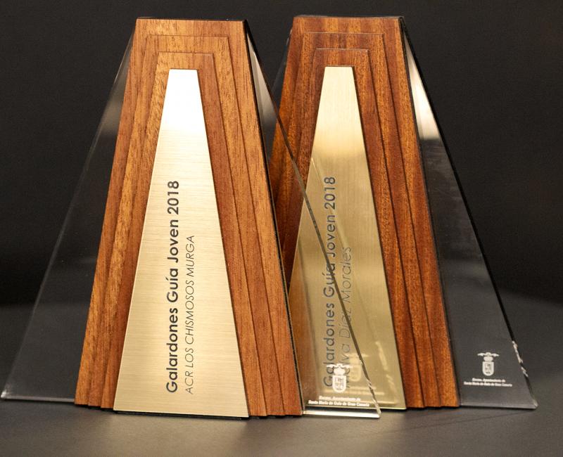 Trofeos canarias