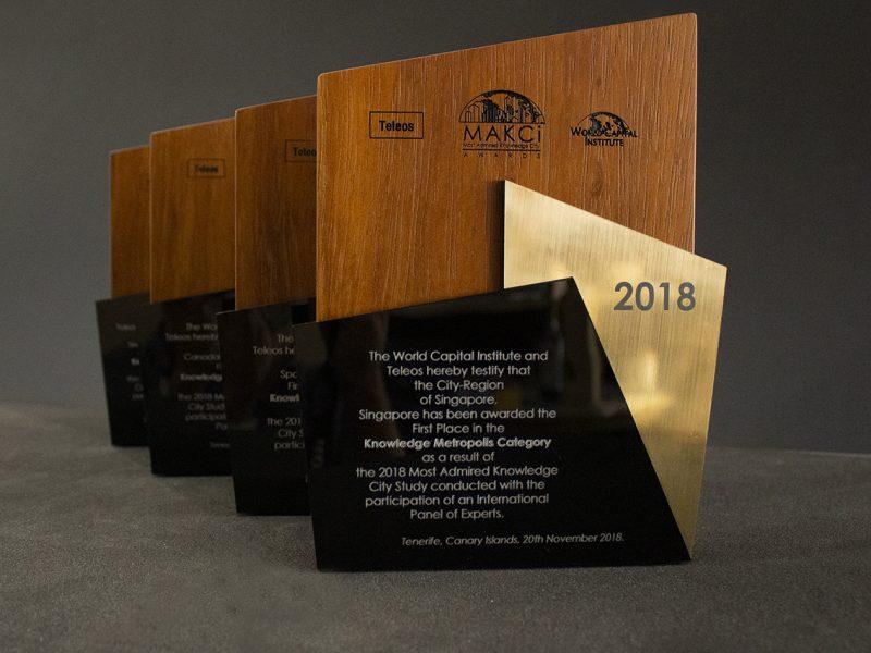 trofeos y galardones canarios