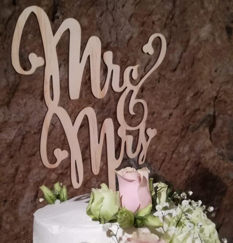 cake topper las palmas